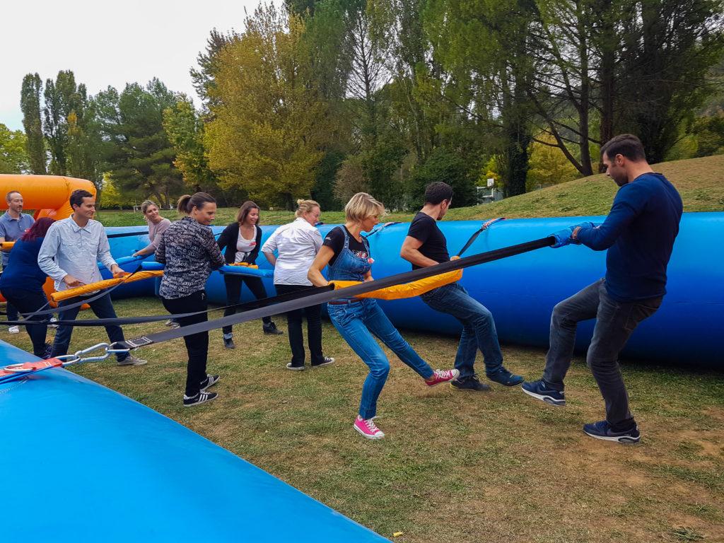 Team building activités ludiques